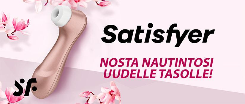 Funfactory seksilelut - tilaa omasi Kaalimato.com:sta