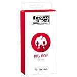 Secura - Big Boy Kondomi, 12 kpl