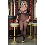 SoftLine - Dragonfly Catsuit, Plus Size