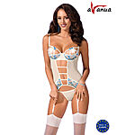 Passion - Emma corset, Plus size