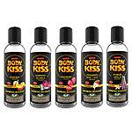 Body Kiss, lämmittävä hierontaliukaste, 100 ml