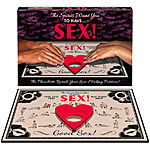The Spirits Want You to Have SEX -seksipeli