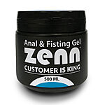 ZENN - Anal & fisting gel, 500ml