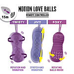 FeelzToys - Motion Love Balls