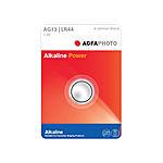 AGFAPhoto - Alkalinappiparisto, LR44, 1 kpl