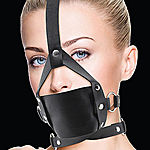 Leather Mouth Gag