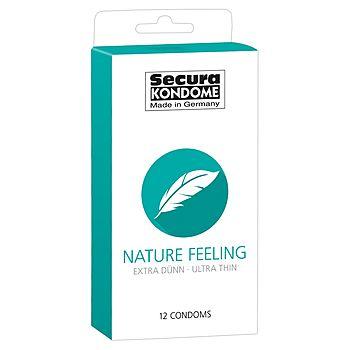 Secura - Nature Feeling Kondomi, 12 kpl