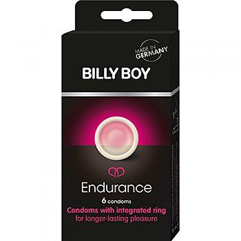 Billy Boy - Endurance Kondomi, 6 kpl