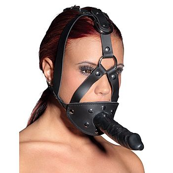 Zado - Mouth Gag with Dildo