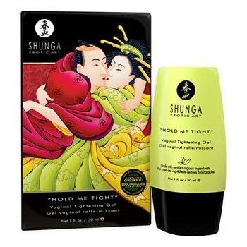 Shunga - Hold Me Tight Vaginal Tightening Gel, 30 ml