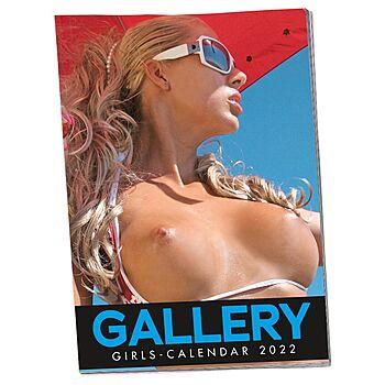 Gallery Girls -kalenteri 2022