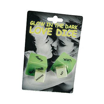 Rakkausnopat, pimeässä hohtavat