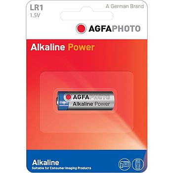 AGFAPHOTO Alkaliparisto, LR1 (N), 1kpl