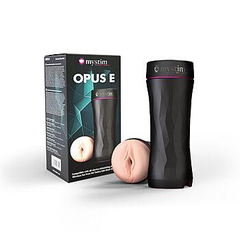 Mystim - OPUS E Vagina, sähköä johtava masturbaattori
