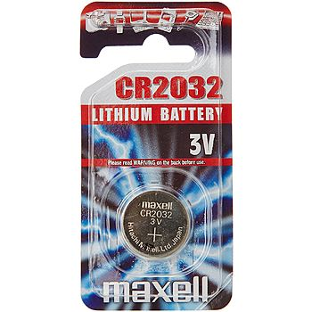 Maxell - CR2032 Lithium Nappiparisto 3V