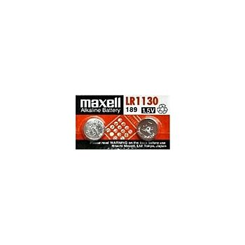 Maxell - LR1130 Alkalinappiparisto, 2 kpl