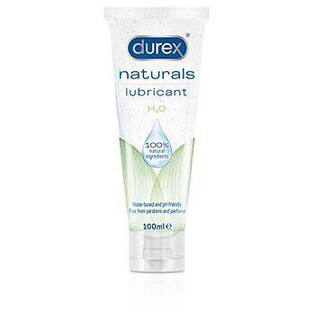 Durex - Naturals H2O liukuvoide, 100 ml
