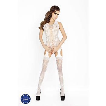 Passion - Evian Catsuit, valkoinen