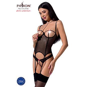 Passion - Heidi corset, Plus size