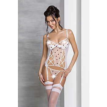Passion - Lovelia corset, Plus Size