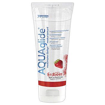 Aqua Glide Mansikka, 100 ml