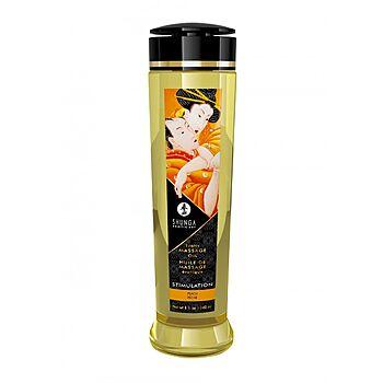 Shunga - Erotic Massage Oil, Stimulation, 240 ml