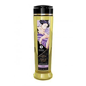 Shunga - Erotic Massage Oil, Sensation, 240 ml