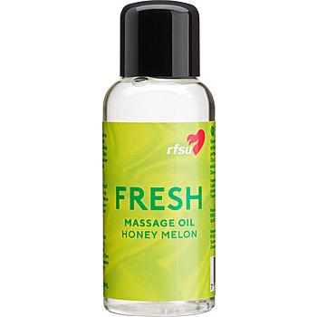 RFSU - Fresh Massage Oil, 100 ml