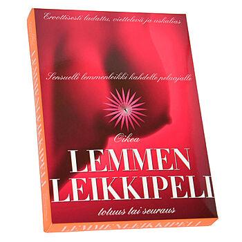 Lemmenleikki-seksipeli