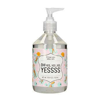 OH! yes, yes ,yes YESSSS Climax Lube, 500 ml