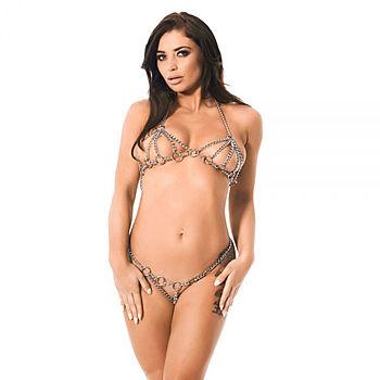 Rimba - Metal Bikini Set