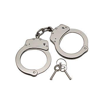 Rimba - Metal Police Handcuffs