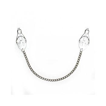 Rimba - Nipple Clamps with Chain