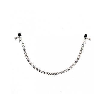 Rimba - Adjustable Nipple Clamps with Chain