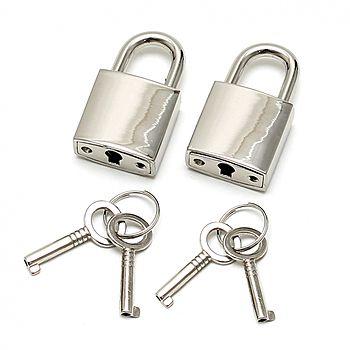 Rimba - Steel Locks & Keys, 2 kpl