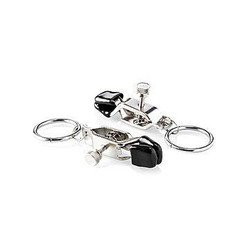 ZENN - Nipple clamps with ring