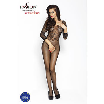 Passion - Catsuit, BS007, Black