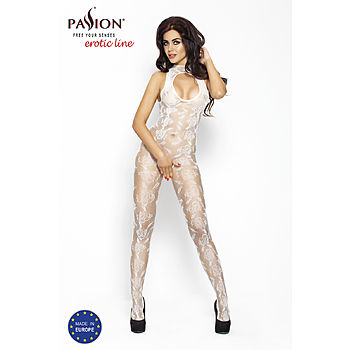 Passion - Catsuit, BS009, White