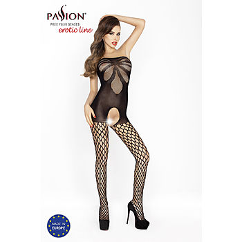 Passion - Catsuit, BS021, Black