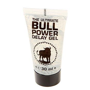 Bull Power Delay Gel, 30 ml