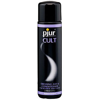 Pjur - Cult, Dressing Aid & Conditioner, 100 ml