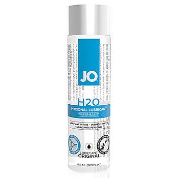 JO - Vesipohjainen Liukuvoide, 120 ml