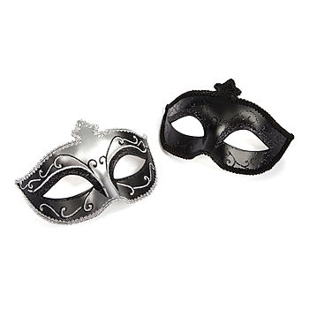Fifty Shades of Grey - Masquerade Mask-Twin Pack