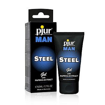 Pjur - Man Steel Gel, 50 ml