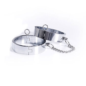 Sex Extra Metal Cuffs