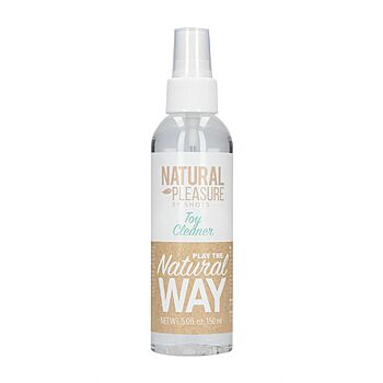 Natural Pleasure - Toy Cleaner, 150 ml
