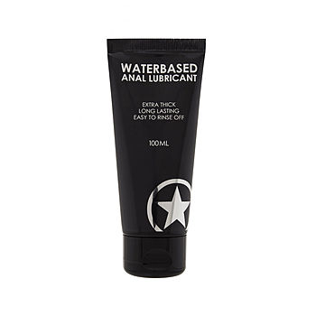 Ouch - Waterbased Anal Lubricant, 100 ml