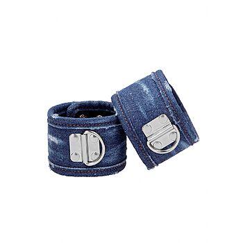 Ouch - Denim Hand Cuffs