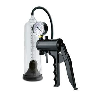 Max-Precision Power Pump - Penispumppu
