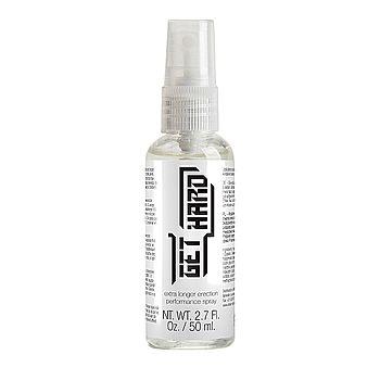Get Hard Spray - Erektiota voimistava suihke, 50 ml